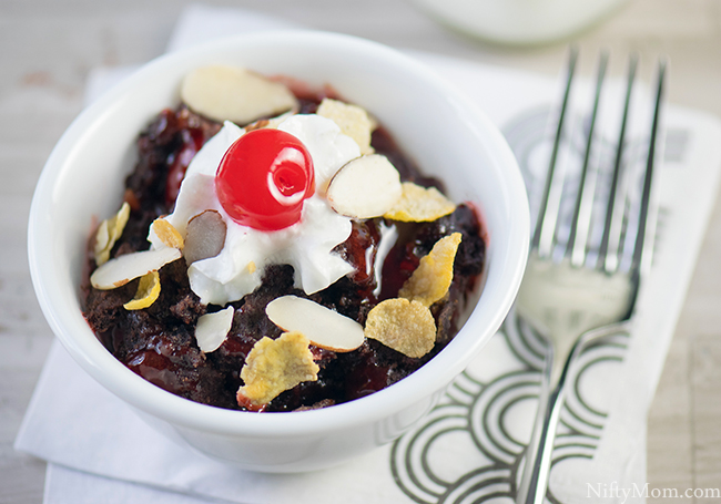 One Pan Black Forest Cake Recipe