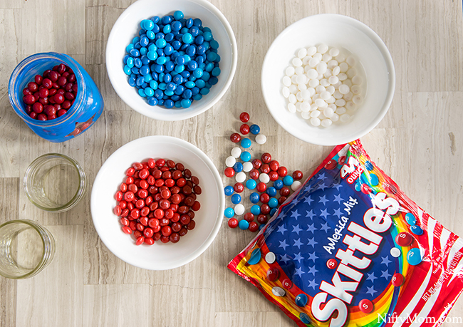Skittles America Mix - Limited Edition