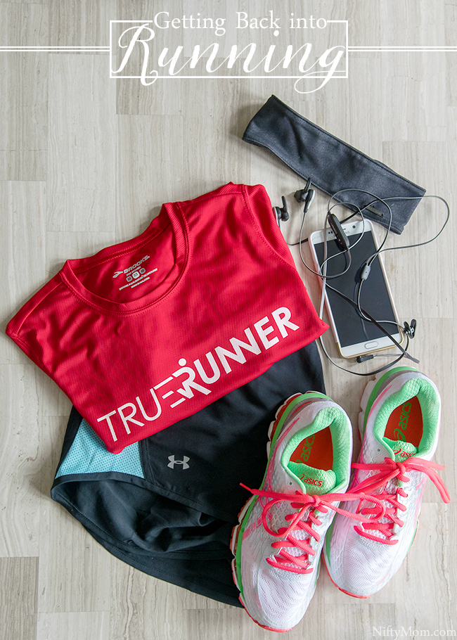 Getting Back into Running with True Runner