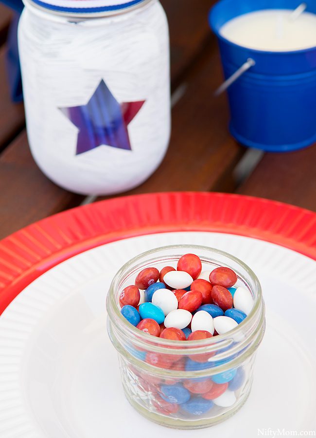 Skittles America Mix for Summer Party Favors