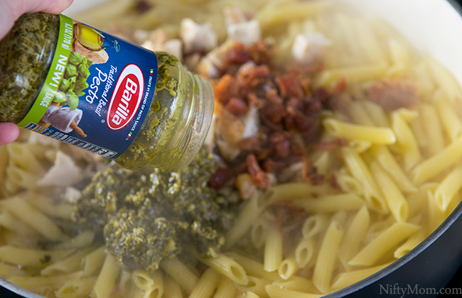 Barilla Pesto Sauce