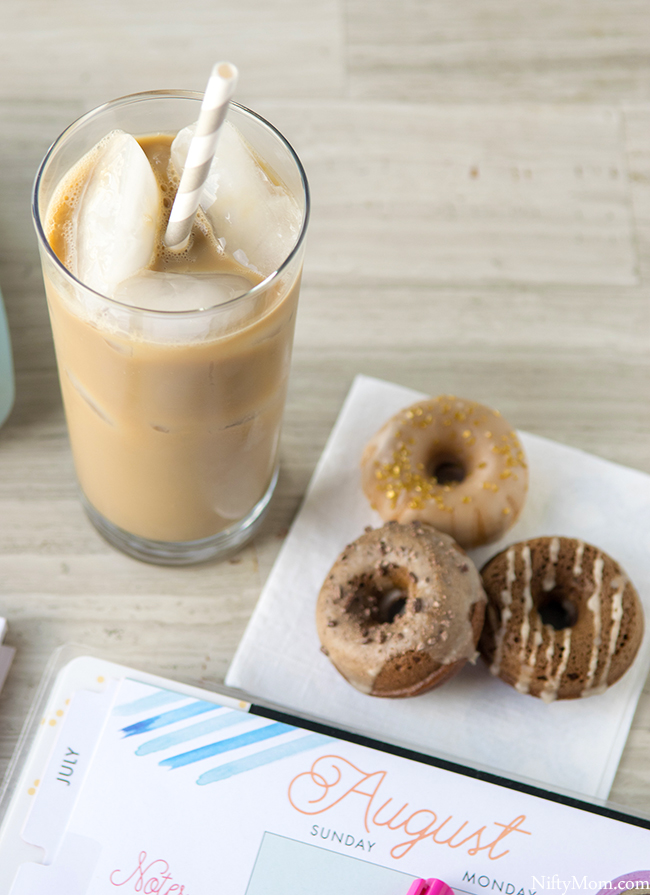 Ready-to-Drink Caramel Macchiato Iced Coffee