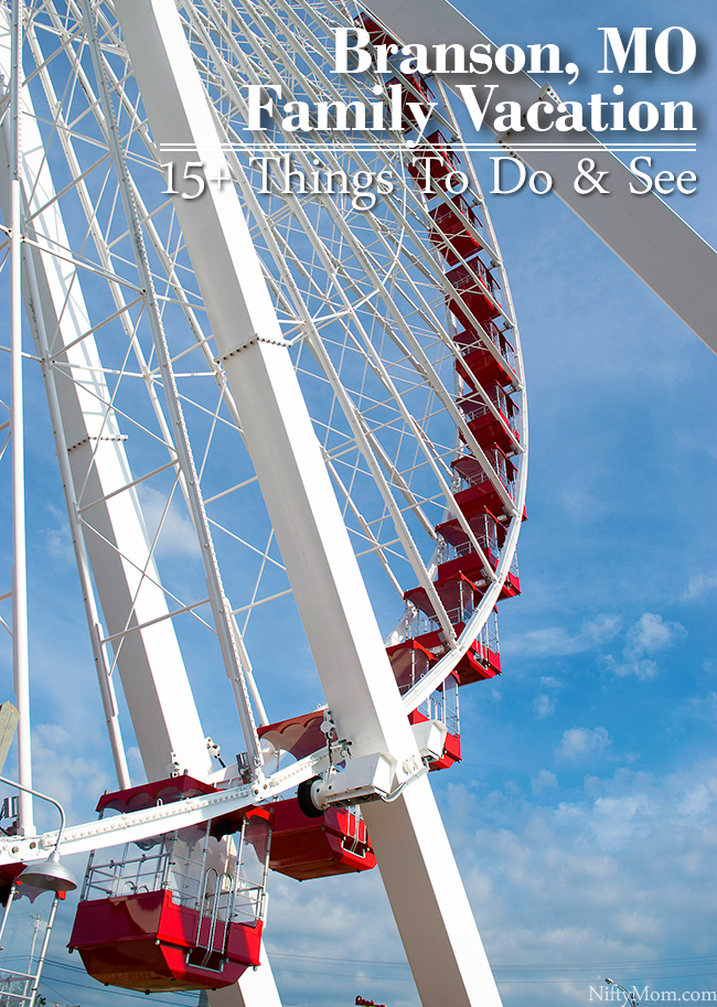 Family Things to Do & See in Branson, MO