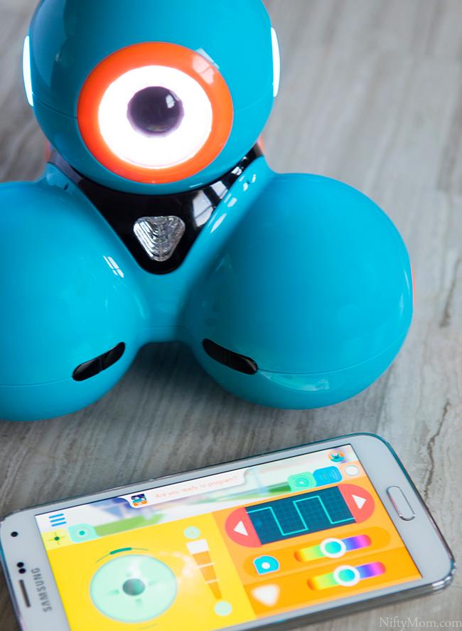 Wonder Workshop Dash Robot for Kids
