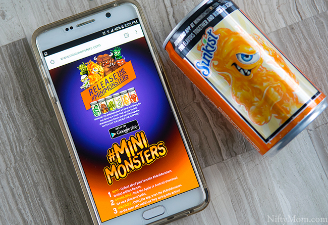 Mini Monsters App
