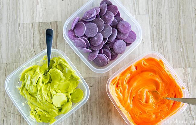Melting Candy Melts