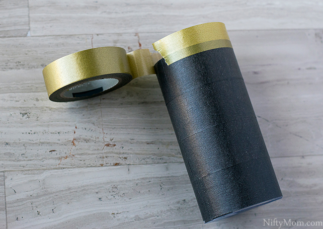how-to-make-washi-tape-pen-holder