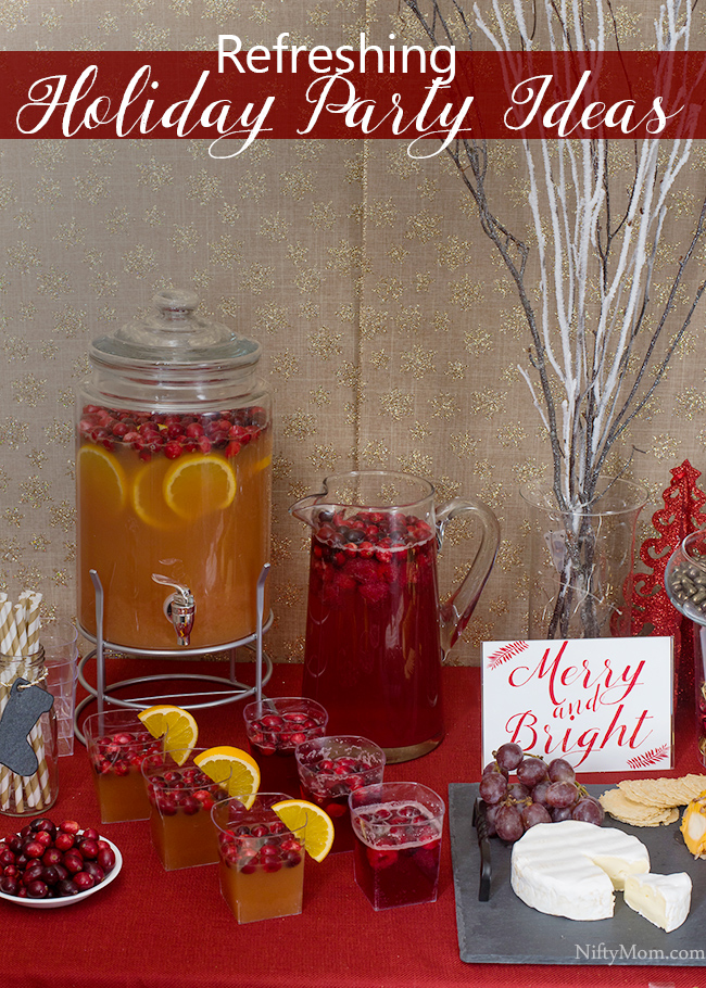 Host a Holiday Party to Refresh with Friends & Neighbors