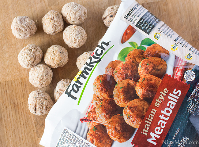 Farm Rich Meatballs
