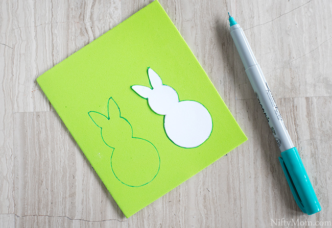How to Make a Foam Stamp