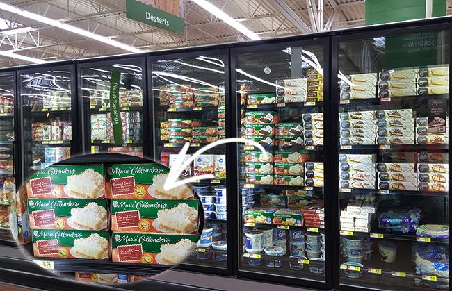 Marie Callender's Pies at Walmart