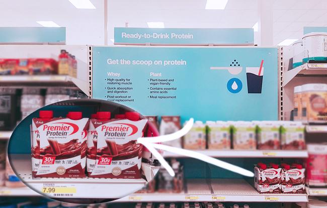 Premier-protein-Target
