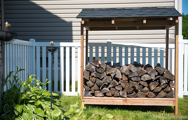 diy-log-rack