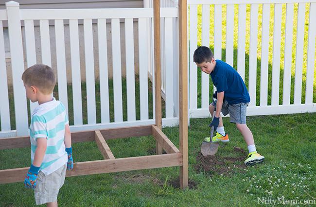 family-backyard-project