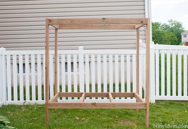 log-rack-beginning