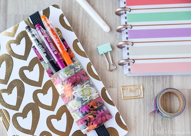 planner-elastic-pen-holder-DIY