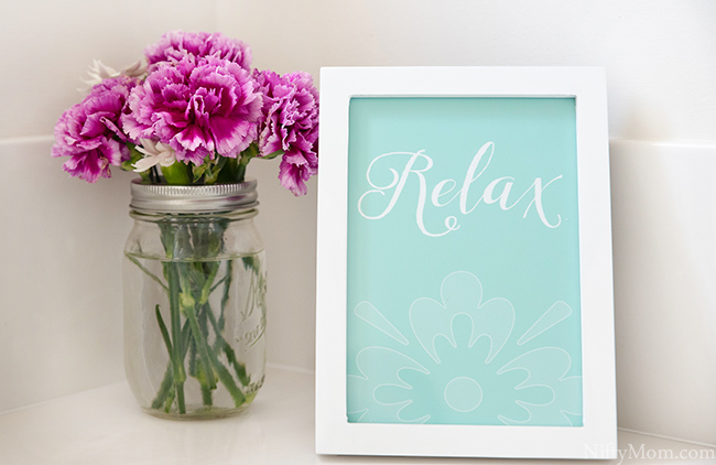 Relax Printable