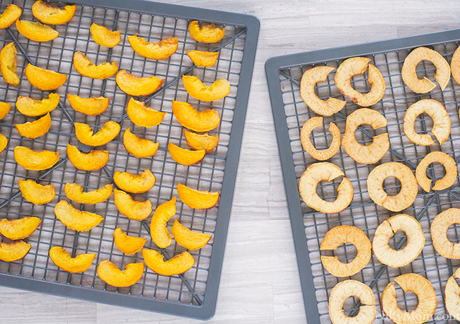 dehydrating-fruits