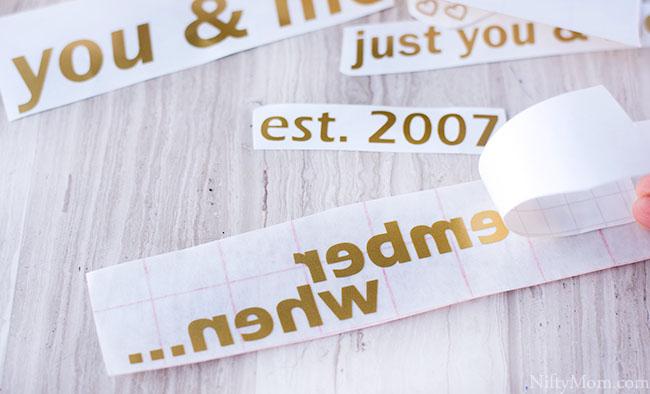 vinyl-gold-letters