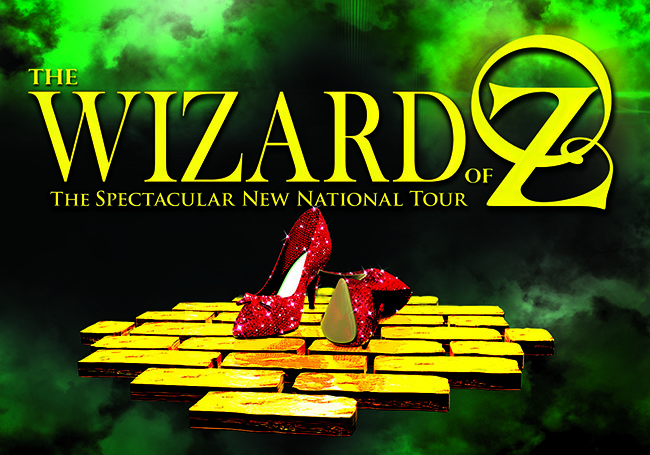 The Wizard of Oz at the St. Louis Fox Theatre Feb 23-25, 2018