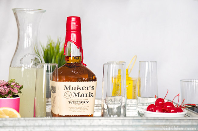 Cherry Lemonade Whisky - Drink Recipe with Maker's Mark