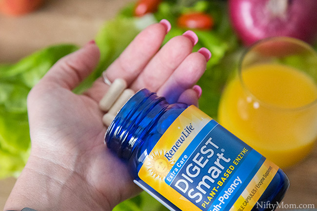 Renew Life® Digest Smart Enzymes