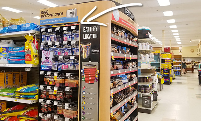 Energizer® Ultimate Lithium™ batteries at Kroger