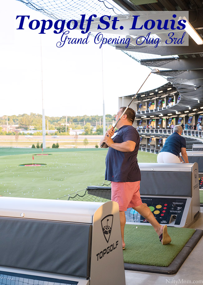 Topgolf in St. Louis will open on Friday, August 3rd, 2018. If you are wondering if it is kid-friendly, I have all the details and a rundown of what to expect when you visit.