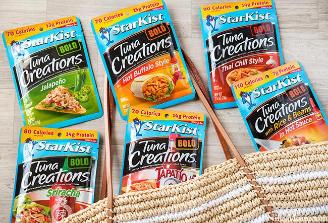 Tuna Creations® BOLD Pouches