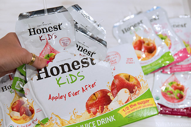 Recycle empty juice pouches. It is free and easy!