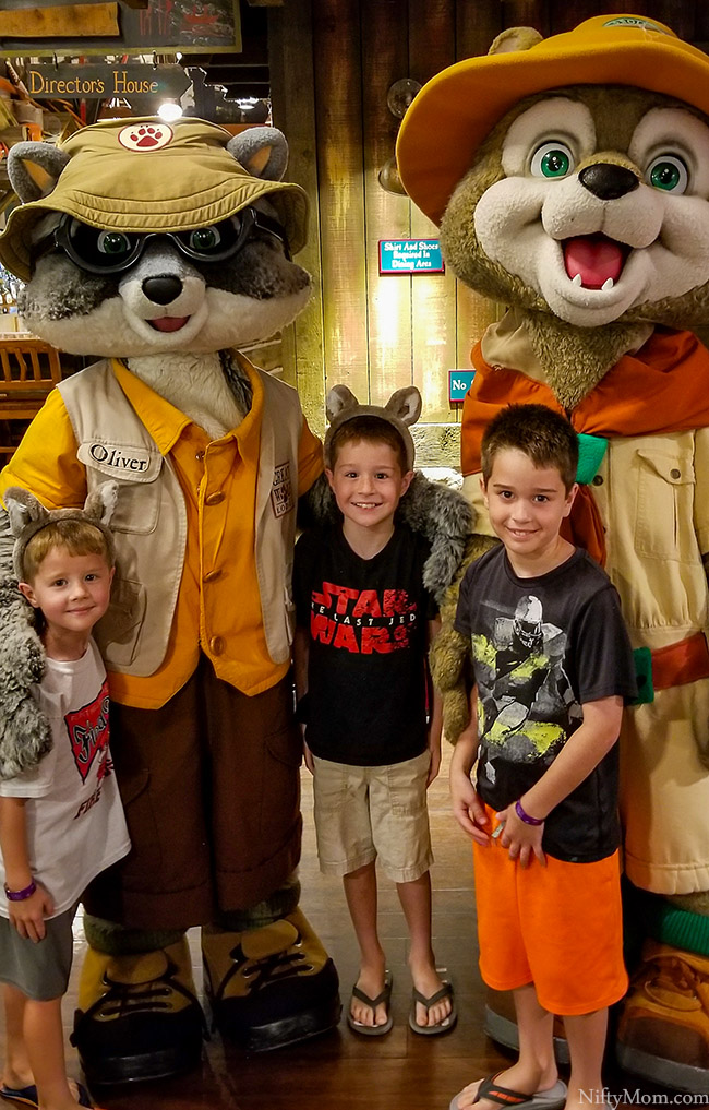Great Wolf Lodge Kansas City - a Weekend Family Getaway