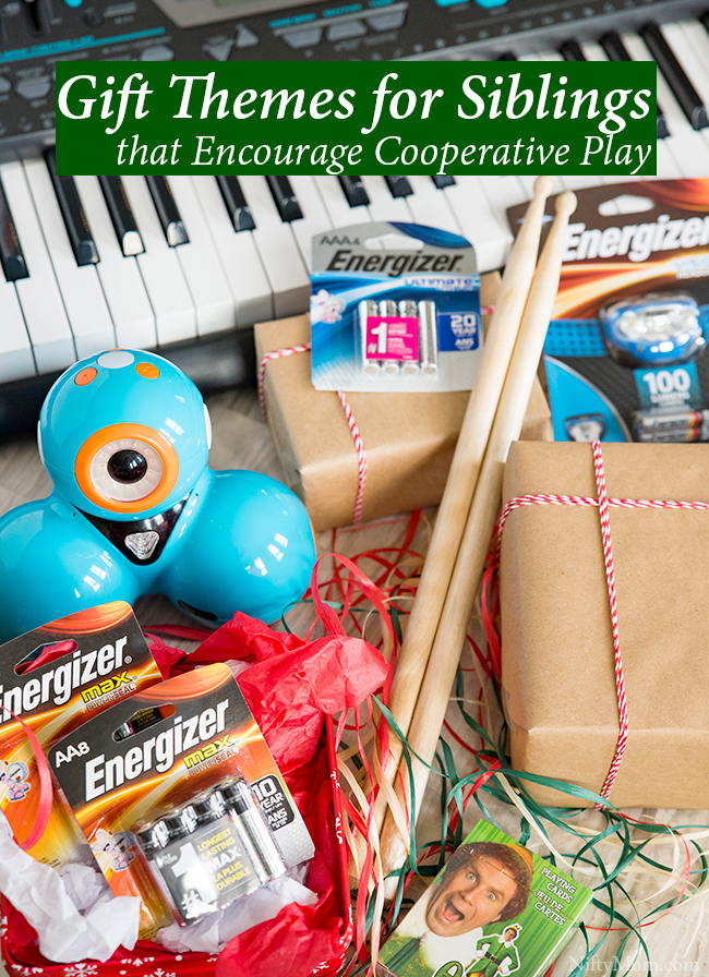 5 Fun Gift Themes for Siblings that Encourage Cooperative Play