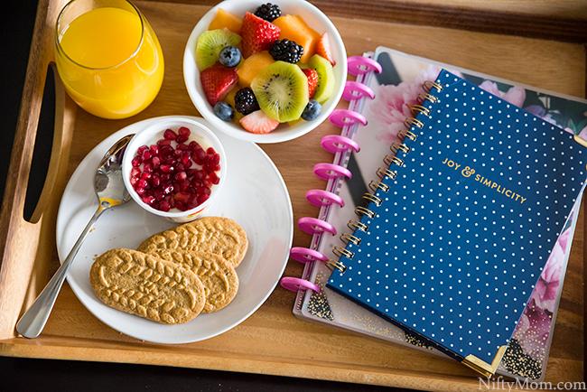 Morning Motivation - Easy Breakfast Idea & Free Printable Sayings