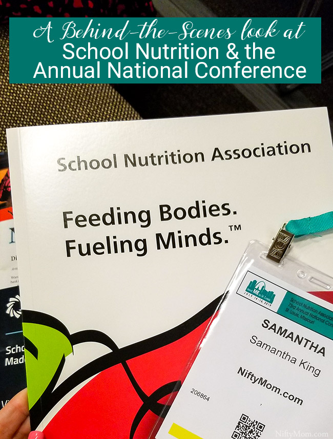 School nutrition... do you know what goes on beyond the menu?