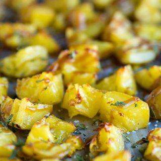 Roasted Potato Bites