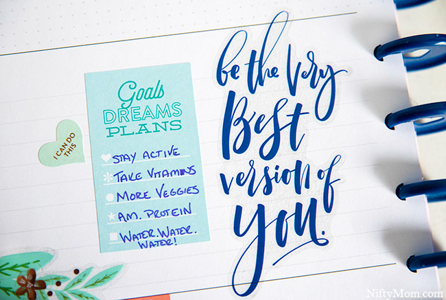 New Year's Resolutions & Wellness Goals Check-In